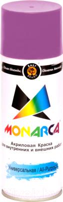 Краска Monarca Универсальная RAL 4008 (520мл, сигнальный фиолетовый)