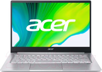 Фото - Ноутбук Acer Swift 3 SF314-59-52P4 (NX.A0MEU.00A) ноутбук acer extensa 215 52 50jt nx eg8er 00a