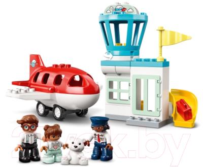 Конструктор Lego Duplo Самолет и аэропорт 10961