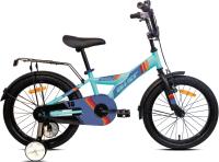 Детский велосипед AIST Stitch 2021 (16, синий) -