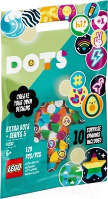Конструктор Lego Dots Тайлы. Серия 5 / 41932