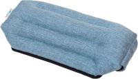 Подушка для спины Smart Textile Офис Крафт 40x20 / ST693 (лузга гречихи, голубой) -