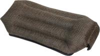 Подушка для спины Smart Textile Офис Крафт 40x20 / ST693 (лузга гречихи, коричневый) -