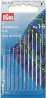 Набор игл для шитья Prym 124663 (10шт) -