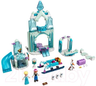 Конструктор Lego Princess Зимняя сказка Анны и Эльзы 43194