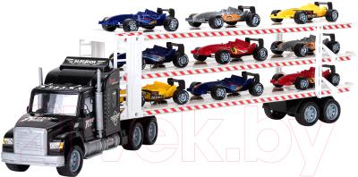 Автовоз игрушечный Givito Гоночный трек / G205-026