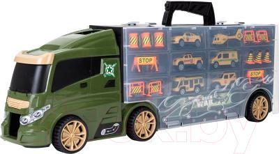 Автовоз игрушечный Givito Милитари / G205-011