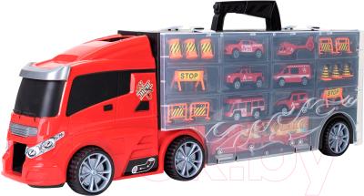 Автовоз игрушечный Givito Служба спасения / G205-009