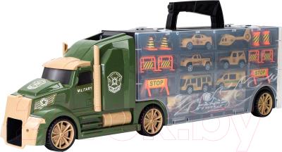Автовоз игрушечный Givito Милитари / G205-017