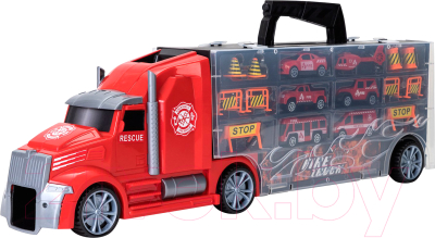 Автовоз игрушечный Givito Служба спасения / G205-015