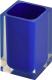 Стакан для зубной щетки и пасты Ridder Colours 22280103 -