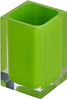 Стакан для зубной щетки и пасты Ridder Colours 22280105 -