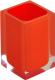 Стакан для зубной щетки и пасты Ridder Colours 22280114 -