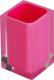 Стакан для зубной щетки и пасты Ridder Colours 22280102 -