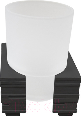 Стакан для зубной щетки и пасты Ridder Brick 22150110