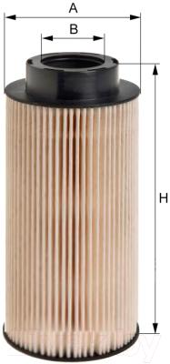 Топливный фильтр Hengst E68KP01 D73