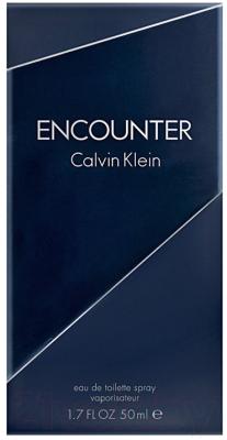 Туалетная вода Calvin Klein Encounter for Man (50мл)