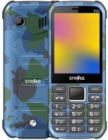 Мобильный телефон Strike P30 (армейский зеленый) -
