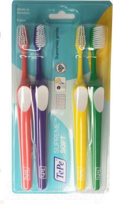 Набор зубных щеток TePe Supreme