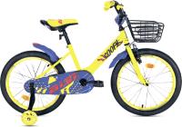 Детский велосипед AIST Goofy 2021 (20, желтый) -