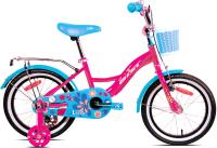Детский велосипед AIST Lilo 2021 (16, розовый) -