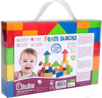 Развивающая игрушка Bam Bam Кубики / 301693