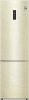 Холодильник с морозильником LG DoorCooling+ GA-B509CEUM -