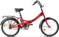 Детский велосипед AIST Smart 20 1.0 2021 (красный) -