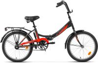 Детский велосипед AIST Smart 20 1.0 2021 (серый) -