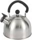Чайник со свистком Lumme LU-268 (черный) -