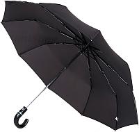 Зонт складной Ame Yoke ОК60HВ-1 (черный) -