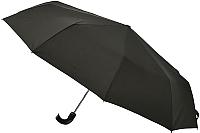 Зонт складной Ame Yoke ОК70-10НВ-1 (черный) -