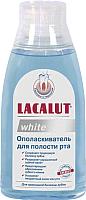 Ополаскиватель для полости рта Lacalut White (300мл) -