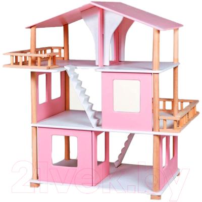 Кукольный домик Лесная мастерская Венецианский дом / 4756543