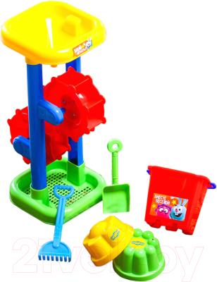 Набор игрушек для песочницы Смешарики 4185900
