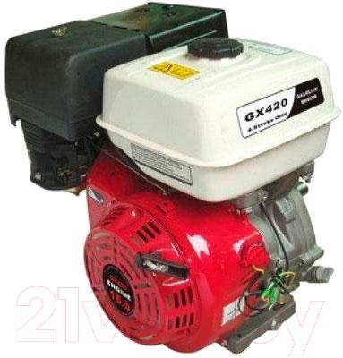 Двигатель бензиновый STF GX420
