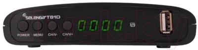 Тюнер цифрового телевидения Selenga T81D