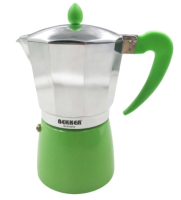 Гейзерная кофеварка Bekker BK-9358  -