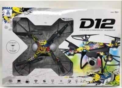 Квадрокоптер Ai Jia Toys AS-D12