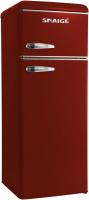 Холодильник с морозильником Snaige FR24SM-PRDO0E -