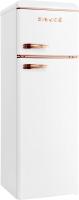 Холодильник с морозильником Snaige FR27SM-PROC0F -