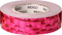 Обмотка для гимнастического снаряда Indigo 3D Bubble IN155 (розовый) -
