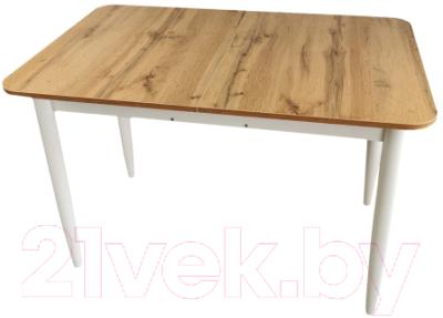 Обеденный стол Рамзес Раздвижной прямоугольный ЛДСП 110-140x70
