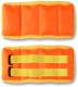 Комплект утяжелителей Indigo Классика SM-148 (2x2.0кг, оранжевый) -
