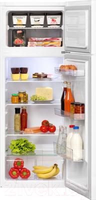 Холодильник с морозильником Beko RDSK240M20W
