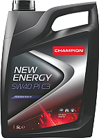 Моторное масло Champion New Energy PI C3 5W40 / 8203312 (5л) -