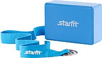 Набор для йоги Starfit FA-104 (синий) -