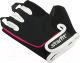 Перчатки для фитнеса Starfit SU-111 (S, черный/белый/розовый) -