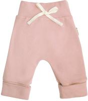 Штаны для младенцев Amarobaby Nature / AB-OD21-NV6/35-62 (бежевый, р. 62) -
