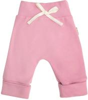 Штаны для младенцев Amarobaby Nature / AB-OD21-NZ6/06-68 (розовый, р. 68) -